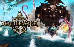 Battlewake is a pirate game in VR from Survios.