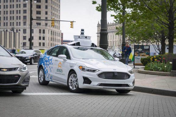 Argo AI reveals its third-generation driverless car