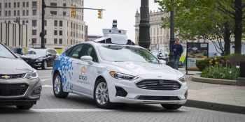 Ford begins testing autonomous cars in Austin