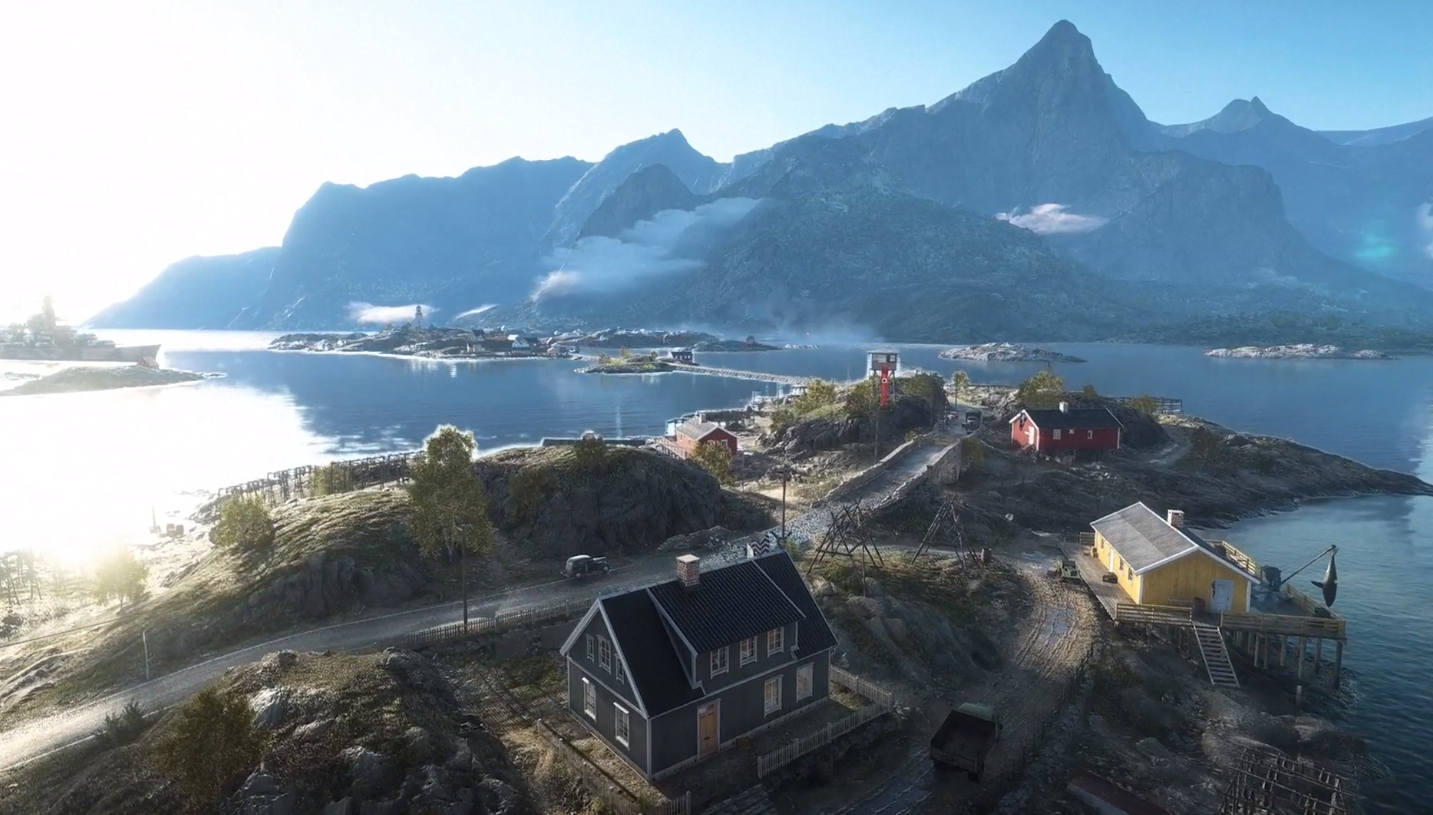 Battlefield V gets new maps and more in Chapter 4 | VentureBeat