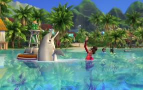 The Sim 4: Island Living