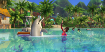 The Sims 4's next expansion is Island Living