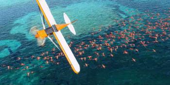 Microsoft Flight Simulator returns with breathtaking realism