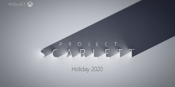 Project Scarlett: Microsoft unveils next-generation Xbox game console