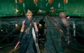Final Fantasy VII Remake.