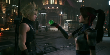 Final Fantasy VII Remake still has ATB … kinda