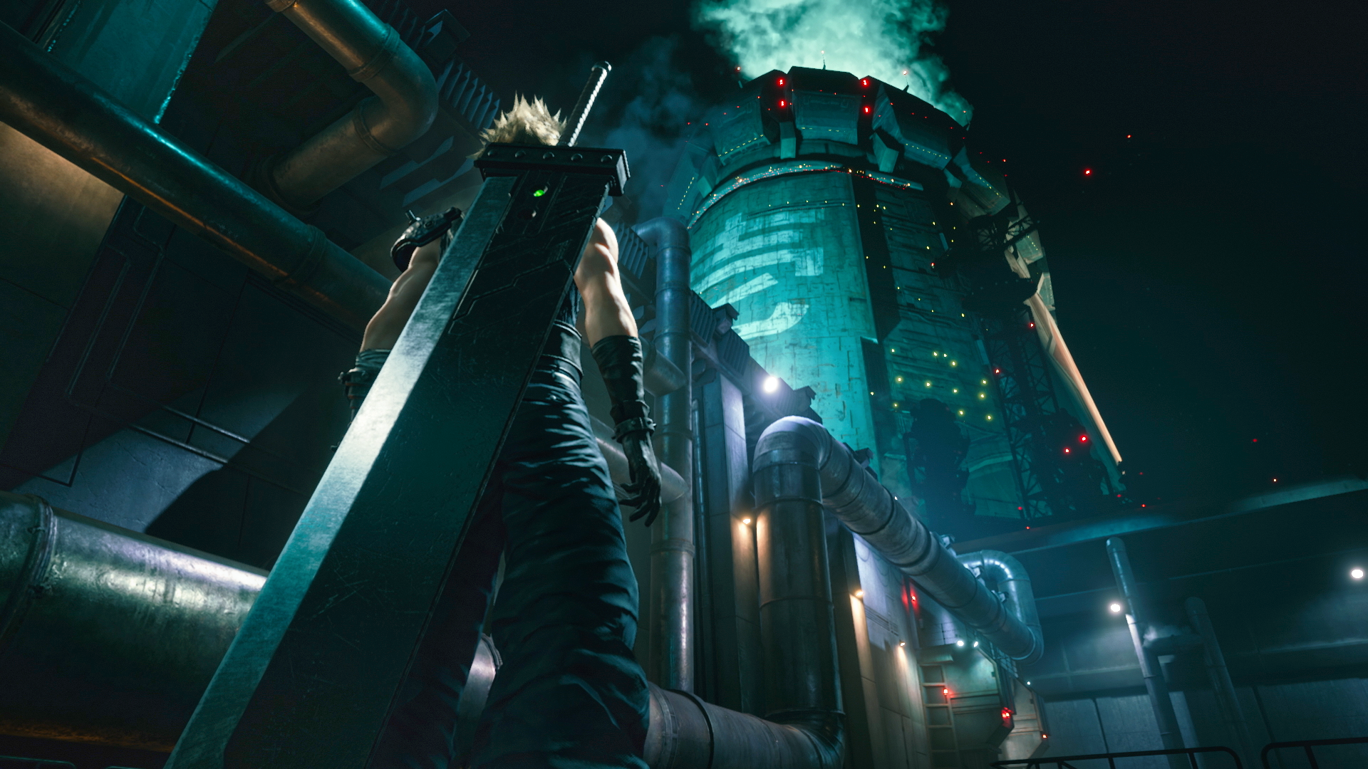 Final Fantasy Vii Remake Hands On My Reservations Are