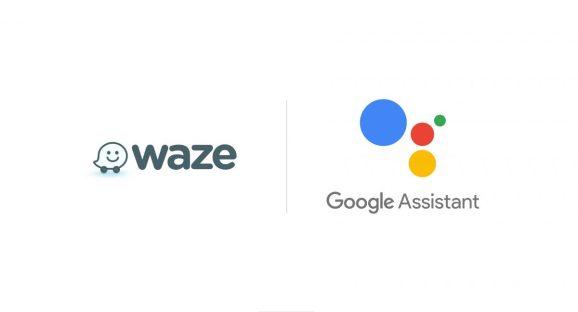 Google Assistant in Waze