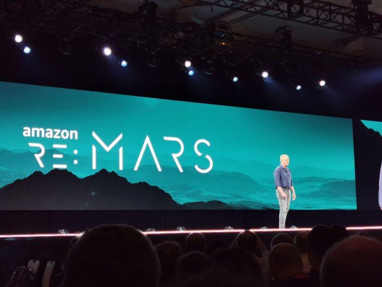 Amazon re:MARS 2019