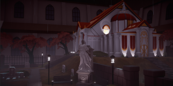 Lucifer Within Us is Kitfox's new game about digital exorcism