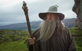 Ian McKellen was famously miserable about the excess green screen use in The Hobbit.