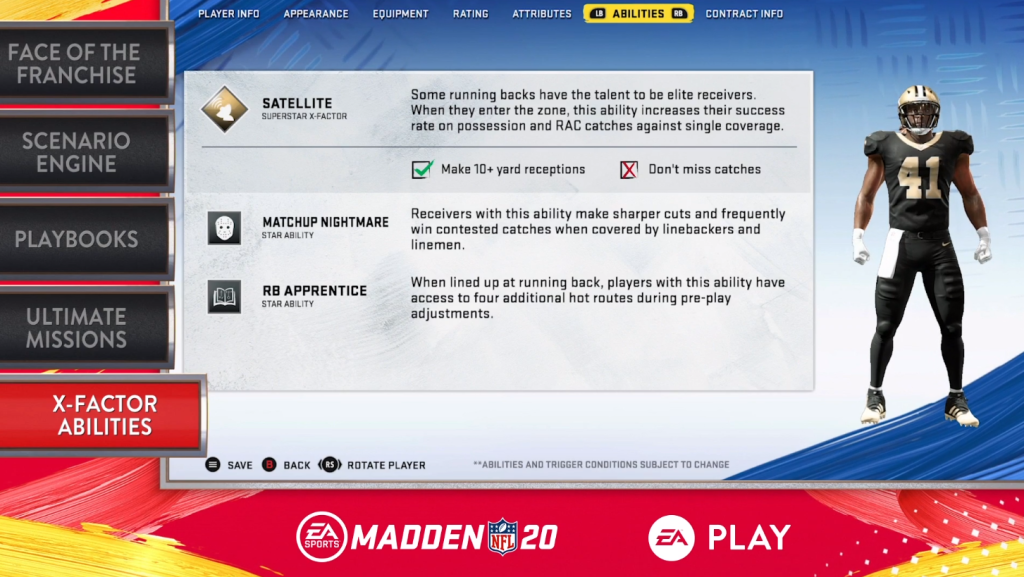 Madden 20: RPOs, Superstar X-Factors, and closed beta June 14-16