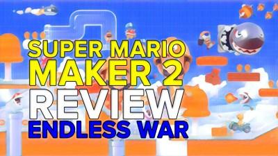 Super Mario Maker 2 review - The war rages on | VentureBeat