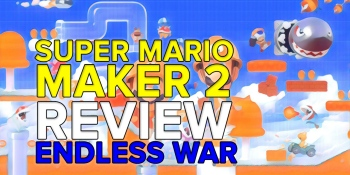 The war never has to end in Super Mario Maker 2.