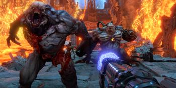 Doom Eternal has the best launch weekend in franchise history