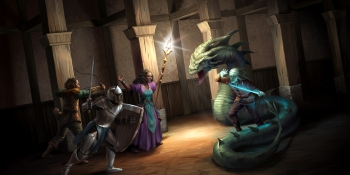 Queen's Wish: The Conqueror interview — Jeff Vogel wants you to be a fantasy CEO