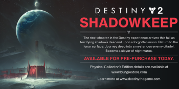 Destiny 2's next expansion seemingly leaked ahead of E3