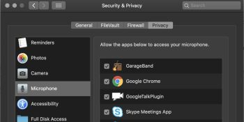 Researcher hacks macOS using plugins for secretly whitelisted apps