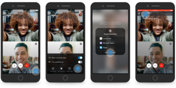 Skype screen sharing comes to Android and iOS