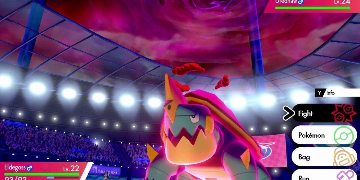 Giant Pokémon!