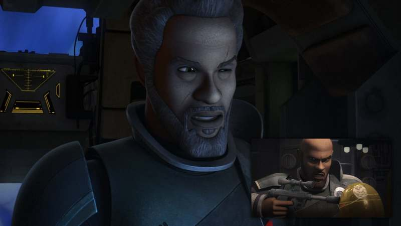Star Wars Jedi: Ordre décroché – Better Call Saw! Ou peut être pas Star Wars Rebels Saw