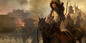 Stronghold: Warlords is Firefly Studios' strategy sojourn into China and the Mongol Empire
