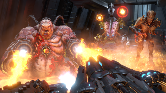 Doom Eternal is bloody fun.