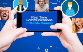 Agora.io enables real-time communications in mobile games.