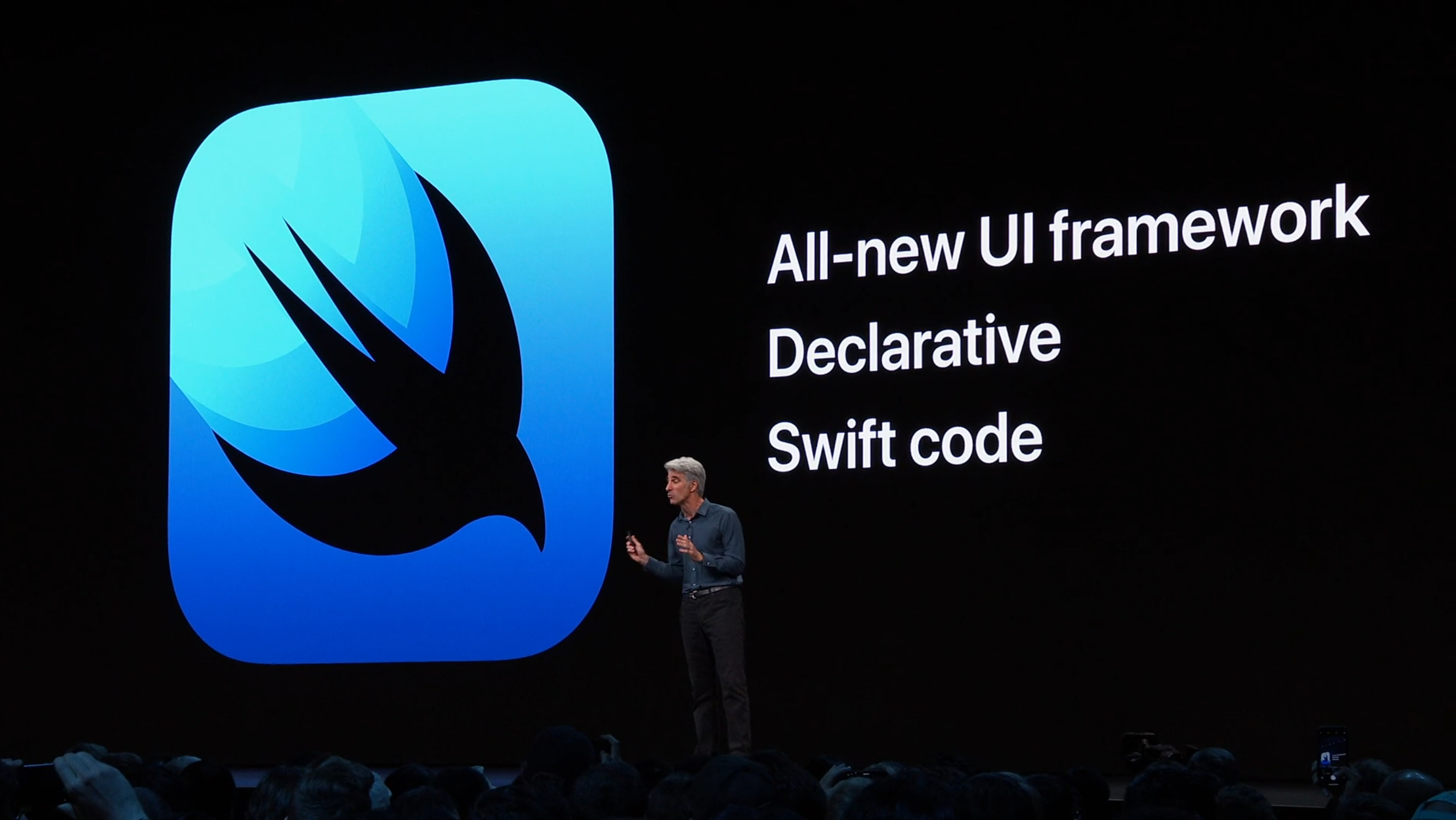 Apple debuts SwiftUI and new Xcode interactive development