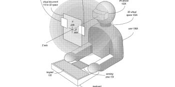 Apple seeks AR glasses patent for hiding secret documents at work