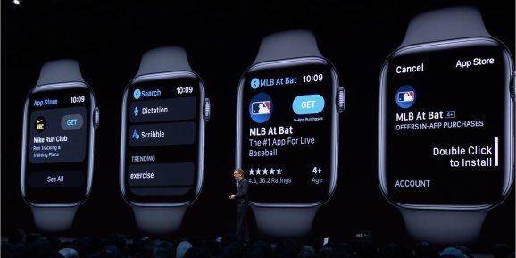 App Store on watchOS: WWDC 2019