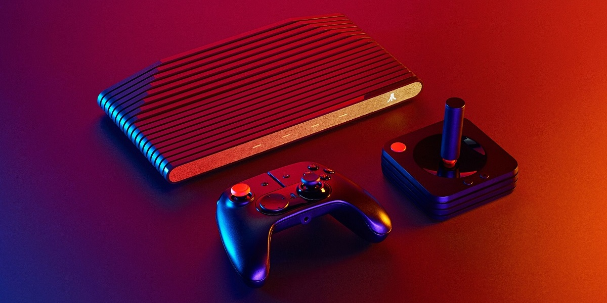 Atari VCS is launching in March 2020.