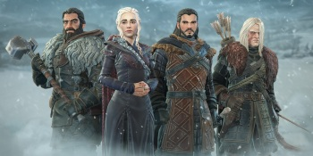 Game of Thrones: Beyond the Wall is a strategy RPG for Android and iOS