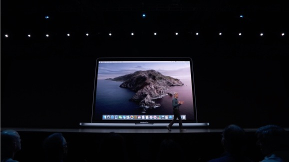 Apple's macOS Catalina 10 15 features new audio and TV apps