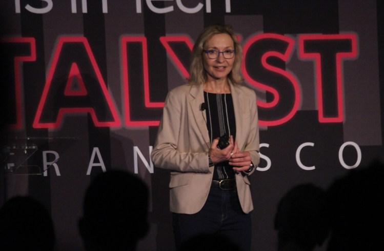 Pamela Rice of Earnest at Catalyst.