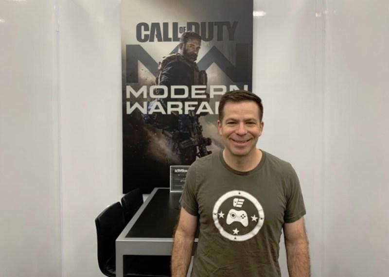 Dan Goldenberg is head of the Call of Duty Endowment.