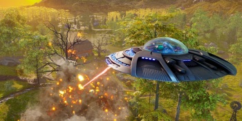 Destroy All Humans hands-on — A remake with pretty landscapes and mean aliens