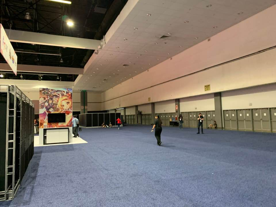 E3's show floor was thinner than usual, thanks to Sony's withdrawal.