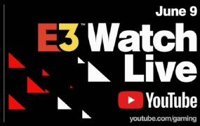 E3 Live airs on Sunday June 9, 2019.
