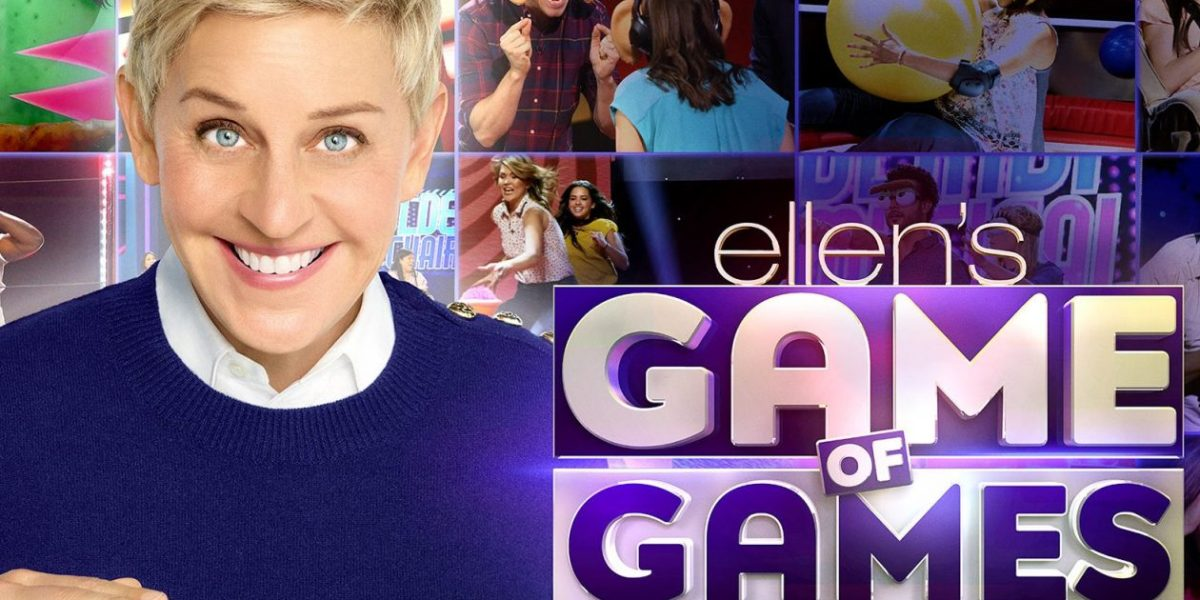 Ellen Degeneres' Game of Games TV show has been turned into an AR mobile game.