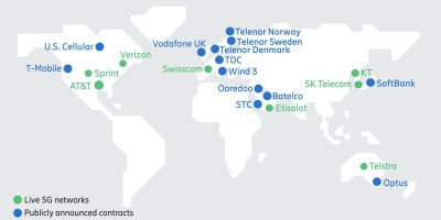 Ericsson updates 5G cell tower software to improve speed and