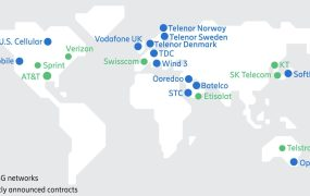 Ericsson's 5G hardware is now being used in networks launching all over the world.