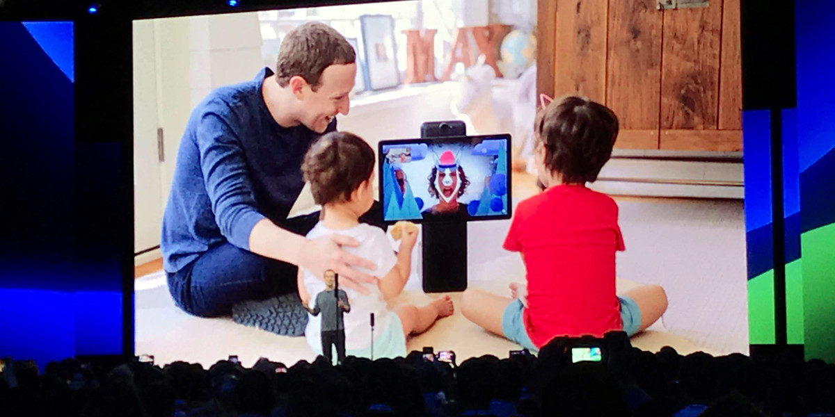 Facebook Promises New Portal Devices this Fall