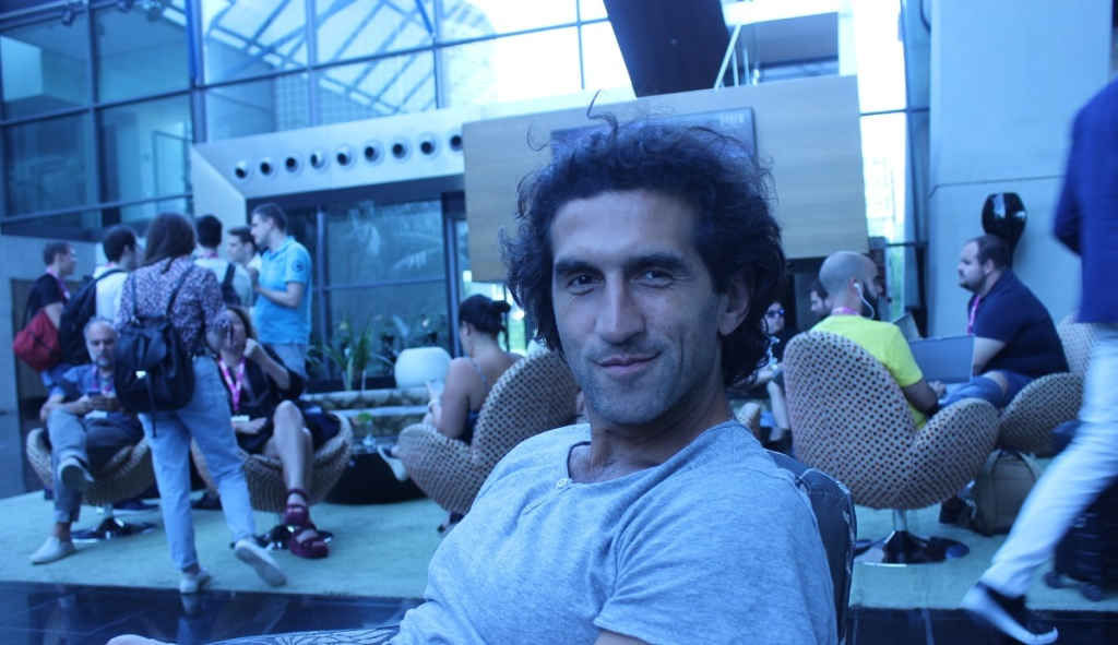 Josef Fares, creator of A Way Out and Brothers: A Tale of Two Sons.