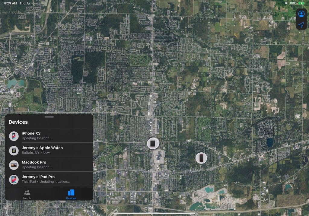 Hands-on with Find My: Track Apple devices, people, and