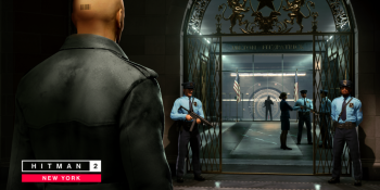 Hitman 2's first DLC level is a quirky and thrilling bank heist
