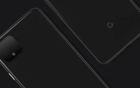 Google Pixel 4 back