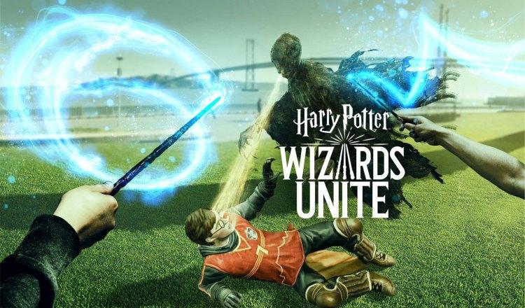 Harry Potter: Wizards Unite.