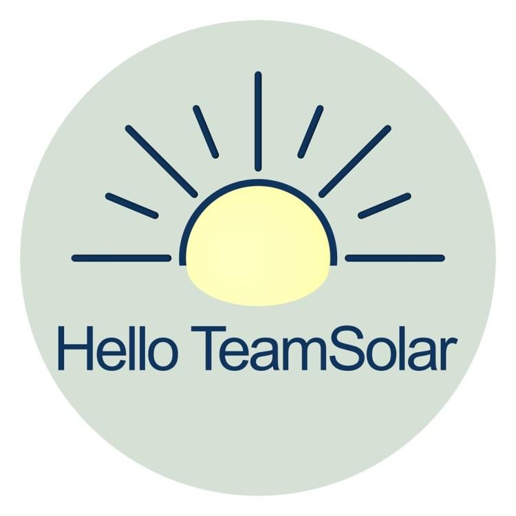 Hello TeamSolar