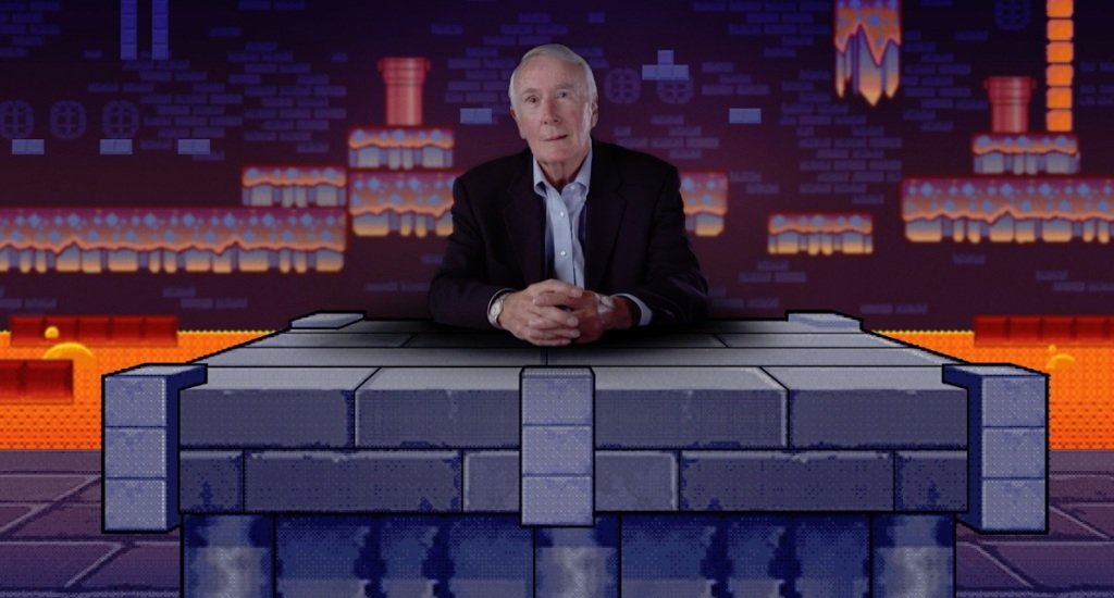 Howard Lincoln is the former of Nintendo of America.